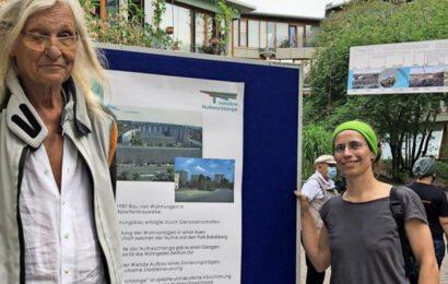 Auszug aus der MAZ vom 31.07.2020 Urheberschaftsstreit: Pro Potsdam klagt gegen Architekt Baller